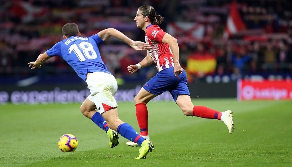 Temp. 18-19 | Atlético de Madrid - Athletic Club | Filipe