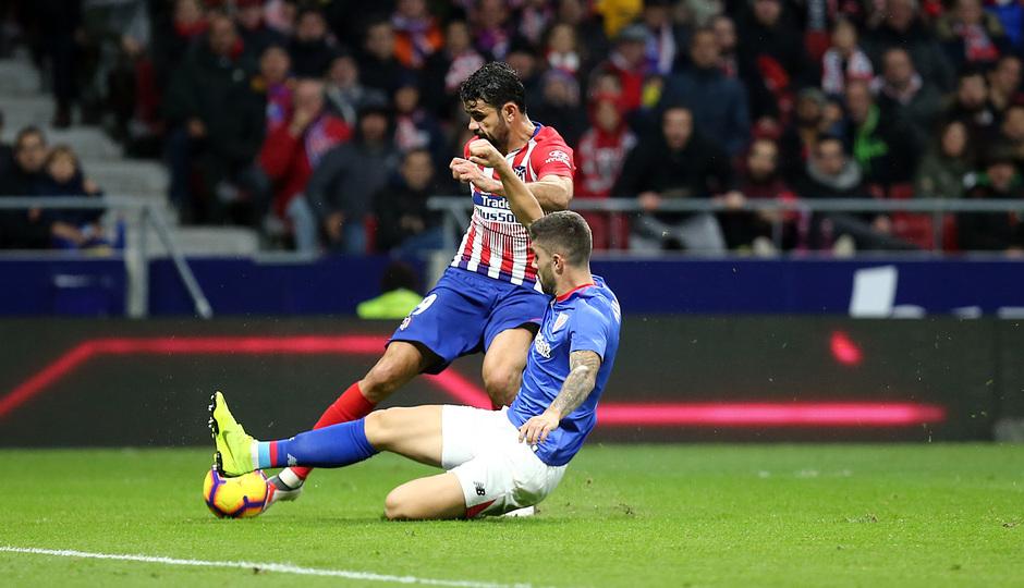 Temp. 18-19 | Atlético de Madrid - Athletic Club | Costa