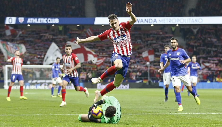 Temp. 18-19 | Atlético de Madrid - Athletic Club | Arias