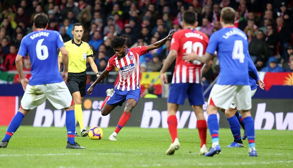 Temp. 18-19 | Atlético de Madrid - Athletic Club | Thomas