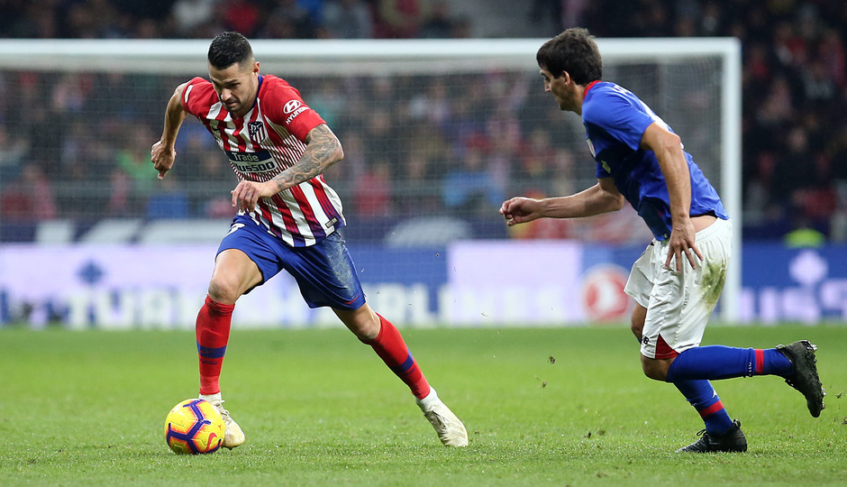 Temp. 18-19 | Atlético de Madrid - Athletic Club | Vitolo
