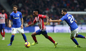 Temp. 18-19 | Atlético de Madrid - Athletic Club | Gelson