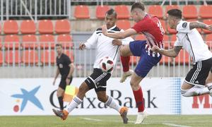 Temporada 18/19 | Atlético de Madrid B - Salmantino | Borja Garcés