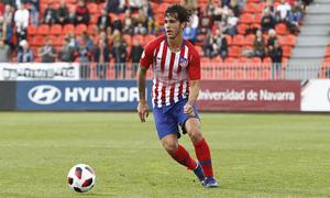 Temporada 18/19 | Atlético de Madrid B - Salmantino | Samu