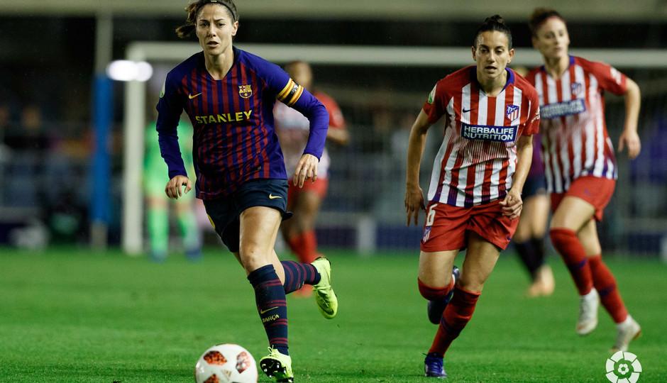 Temporada 2018-2019 | FC Barcelona - Atlético de Madrid Femenino | Kaci