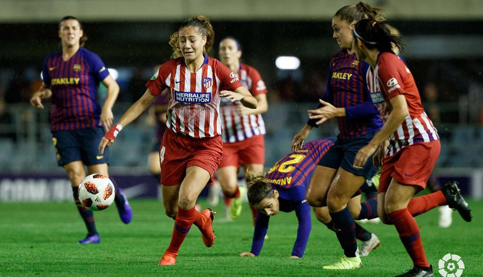 Temporada 2018-2019 | FC Barcelona - Atlético de Madrid Femenino | Laia