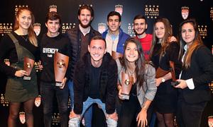 Temporada 18/19   Gala RFFM   Juveniles y Femenino