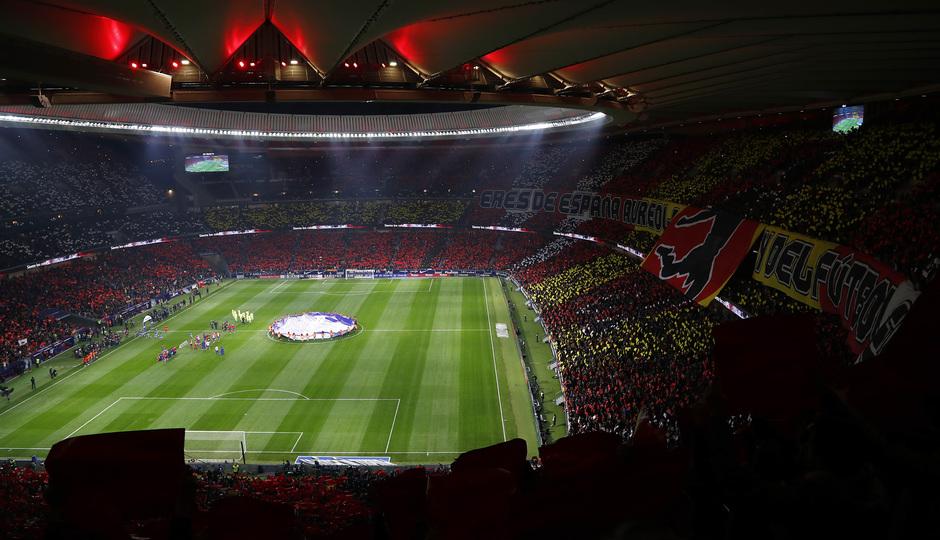 Temporada 2018-2019 | Atlético de Madrid - FC Barcelona | Mosaico