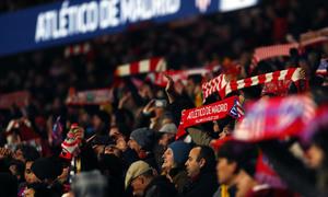 Temporada 2018-2019 | Atlético de Madrid - FC Barcelona | Afición