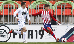 Temporada 18/19 | Atlético de Madrid  B - Deportivo Fabril | Pinchi