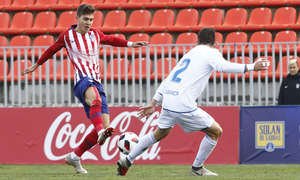 Temporada 18/19   Atlético de Madrid  B - Deportivo Fabril   Pinchi