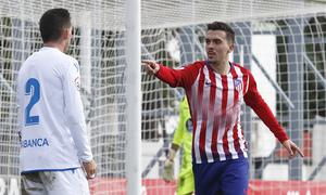 Temporada 18/19   Atlético de Madrid B - Deportivo Fabril  