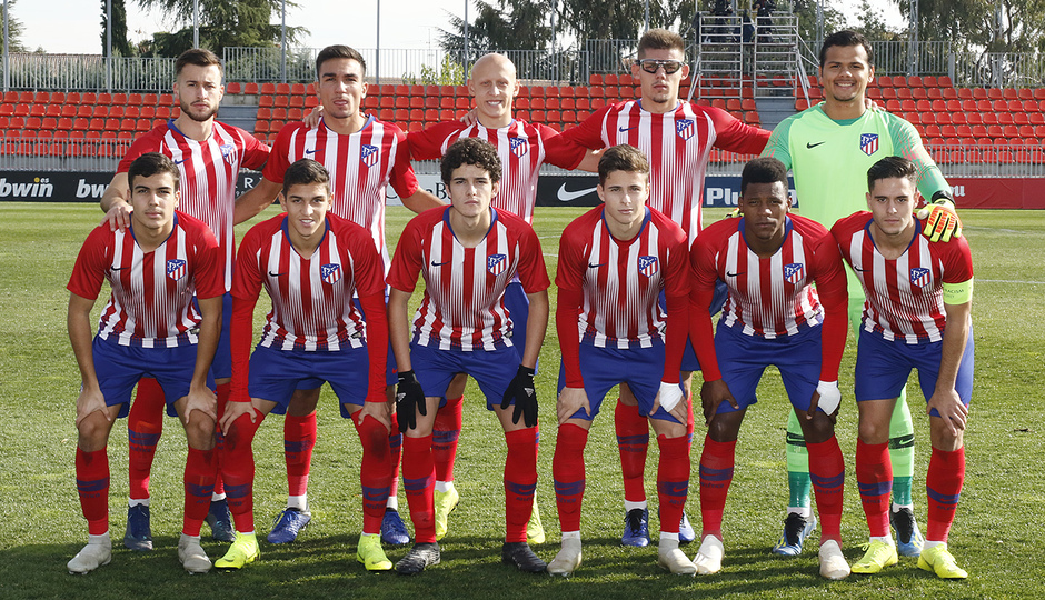 Temp. 18-19 | Juvenil A - Mónaco | Youth League | Once