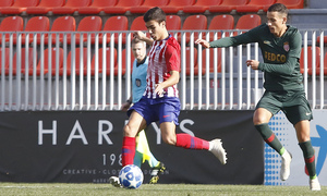 Temp. 18-19 | Juvenil A - Mónaco | Youth League | Manu Sánchez de Palma