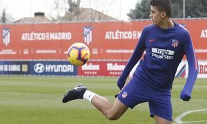 Temporada 2018-2019 | Entrenamiento Ciudad Deportiva Wanda | Rodrigo