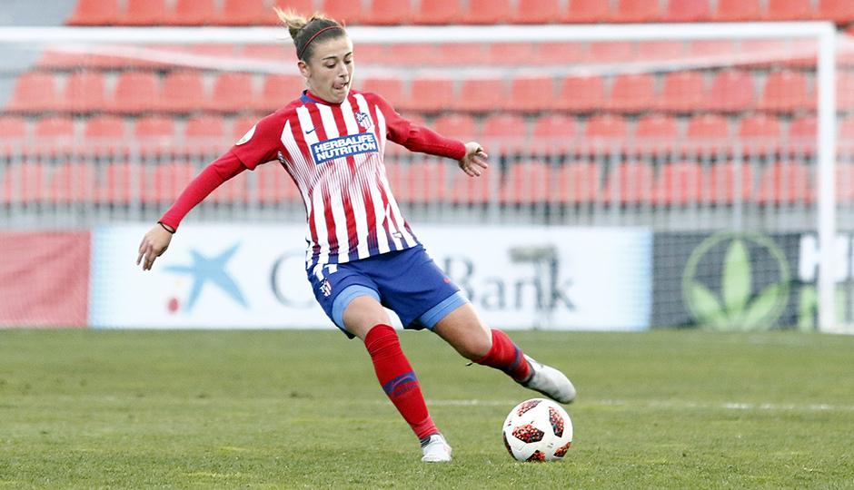 Temporada 2018-2019 | Atlético de Madrid Femenino - Real Sociedad | Menayo