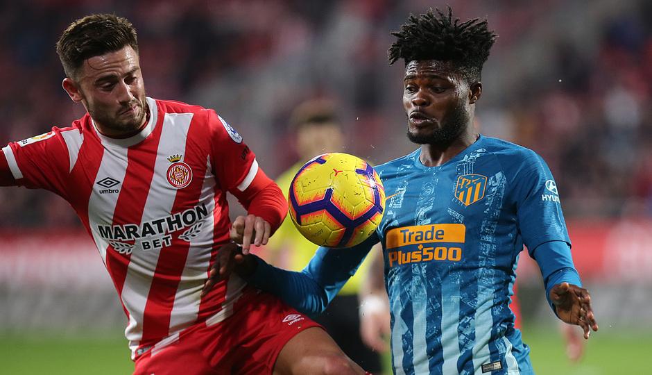 Temporada 2018-2019 | Girona - Atlético de Madrid | Thomas