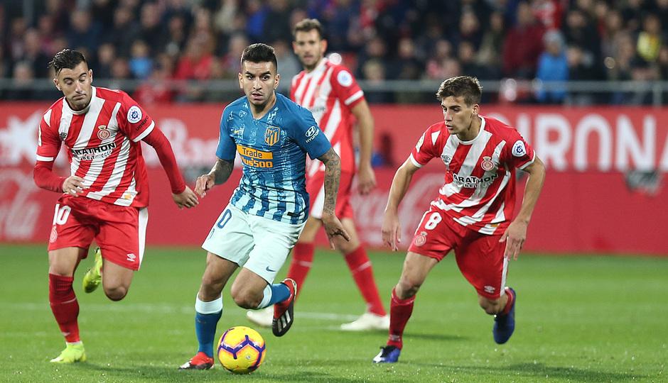 Temporada 2018-2019 | Girona - Atlético de Madrid | Correa
