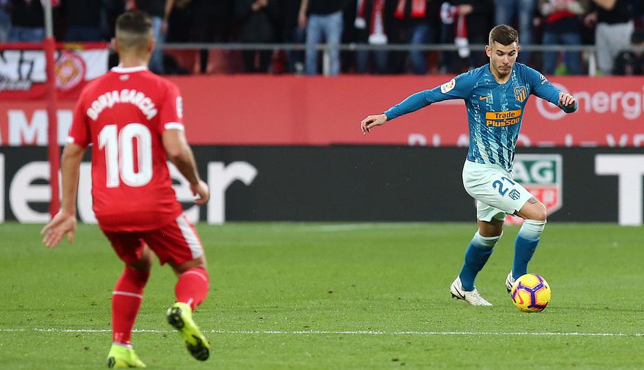 Temporada 2018-2019 | Girona - Atlético de Madrid | Lucas