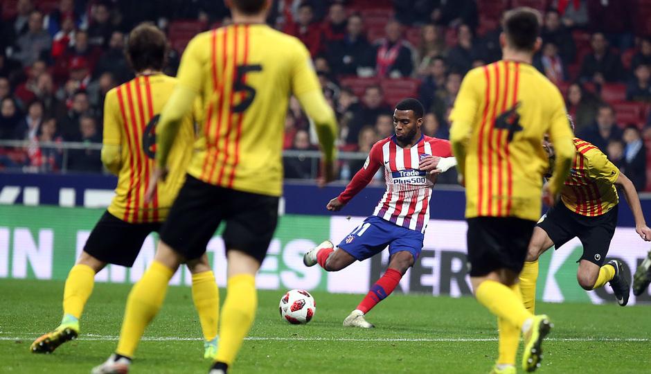 Temporada 18/19 | Atleti - Sant Andreu | Lemar