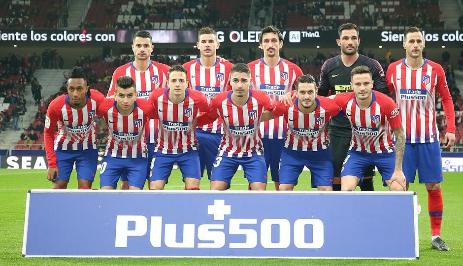 Temporada 18/19 | Atleti - Sant Andreu | Once