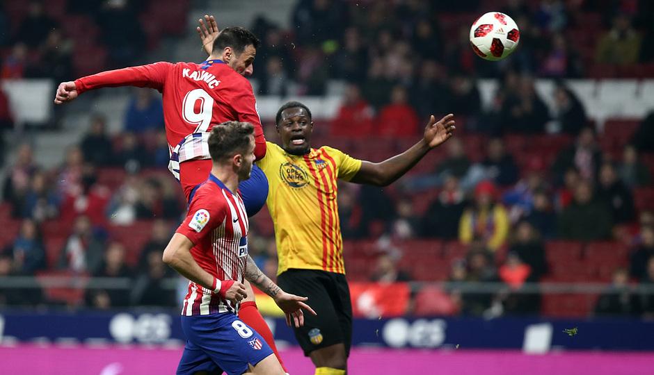 Temporada 18/19 | Atleti - Sant Andreu | Gol Kalininc
