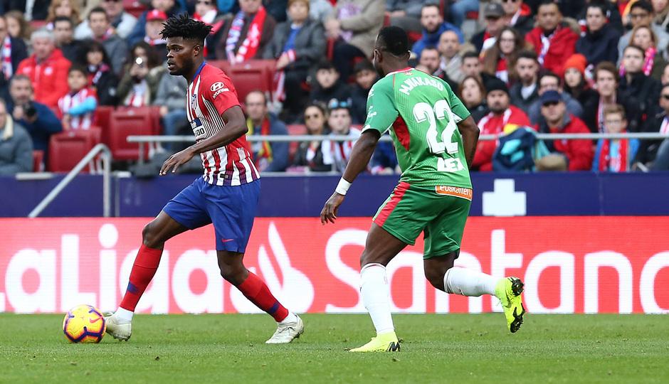 Temporada 2018-2019 | Atlético de Madrid - Alavés | Thomas