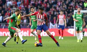 Temporada 2018-2019 | Atlético de Madrid - Alavés | Rodrigo