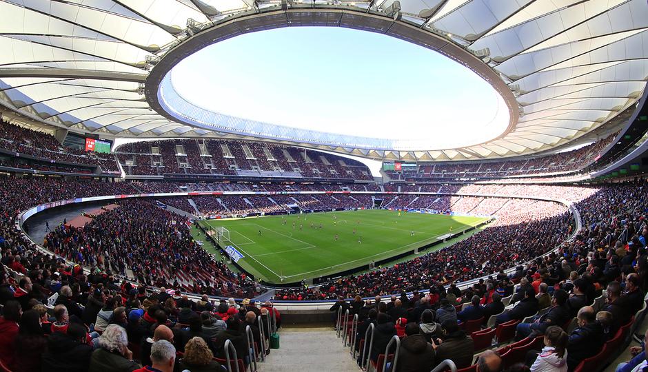 Temporada 2018-2019 | Atlético de Madrid - Alavés | Wanda Metropolitano