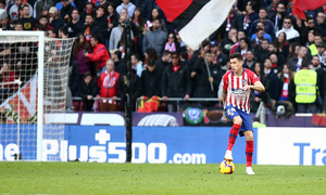 Temporada 2018-2019 | Atlético de Madrid - Alavés | Giménez