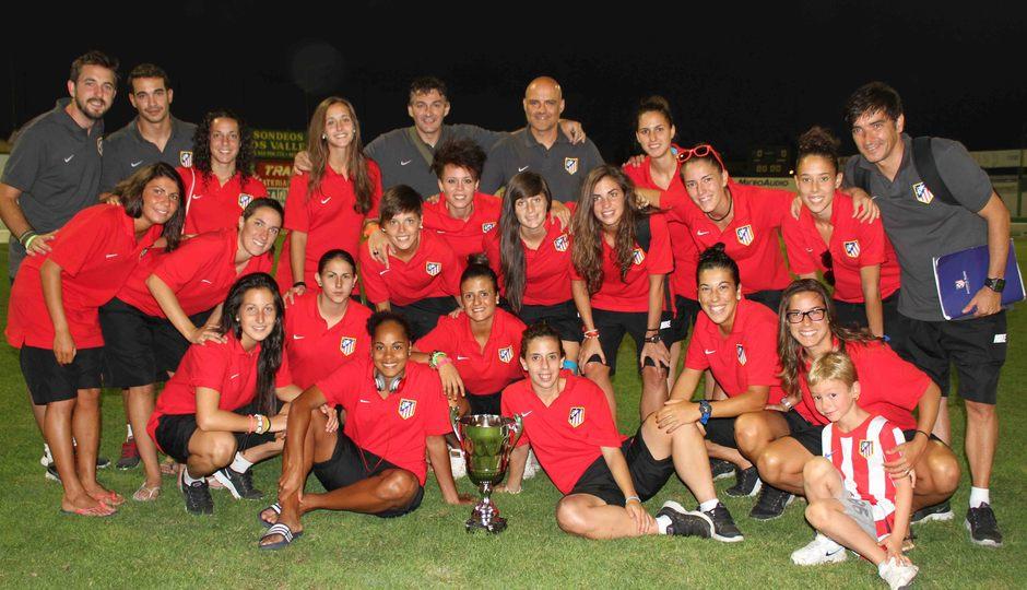 Temporada 2013-2014. El Féminas se proclamó campeón del torneo de Pozoblanco