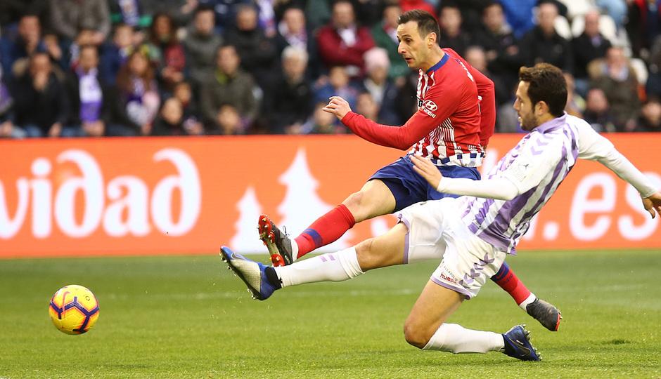 Temporada 18/19 | Valladolid - Atlético de Madrid |