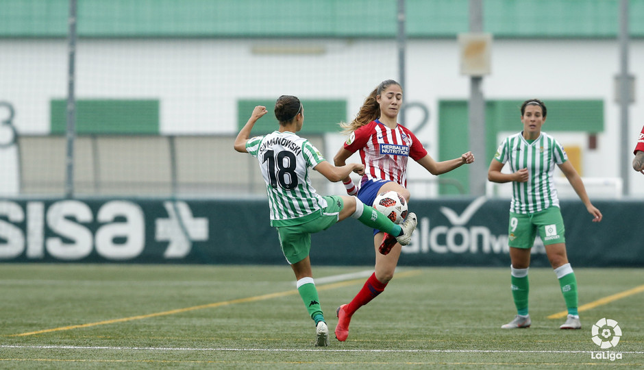 Temp. 18-19 | Betis - Atlético de Madrid Femenino | Laia