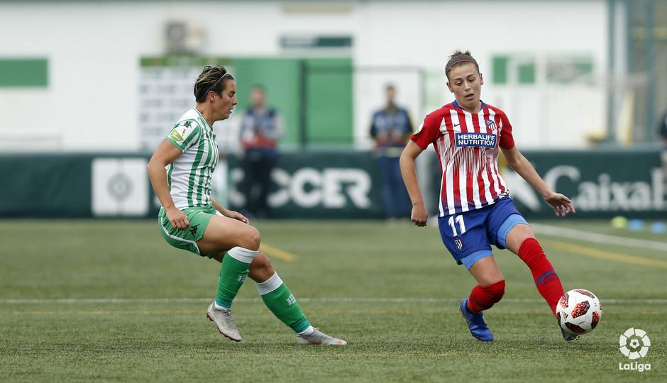 Temp. 18-19 | Betis - Atlético de Madrid Femenino | Menayo