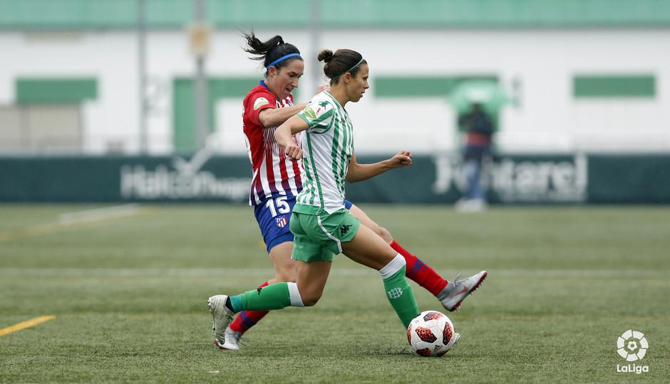 Temp. 18-19 | Betis - Atlético de Madrid Femenino | Meseguer