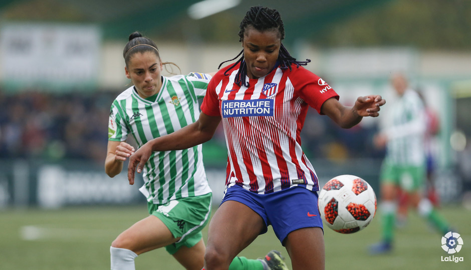 Temp. 18-19 | Betis - Atlético de Madrid Femenino | Ludmila