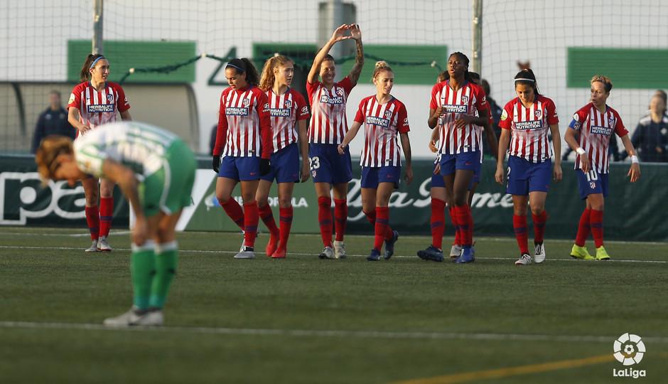 Temp. 18-19 | Betis - Atlético de Madrid Femenino | Jenni Hermoso