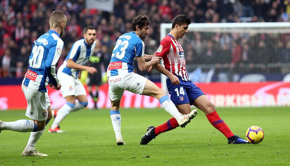 Temp. 18-19 | Atlético de Madrid - Espanyol | Rodrigo