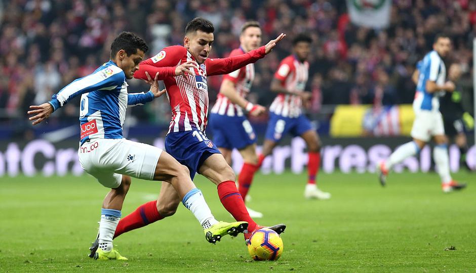 Temp. 18-19 | Atlético de Madrid - Espanyol | Correa