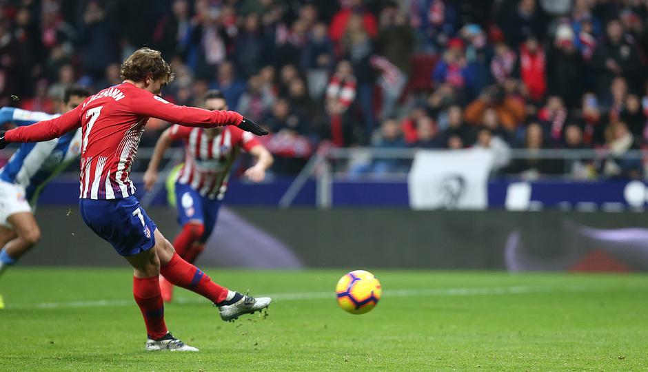 Temp. 18-19 | Atlético de Madrid - Espanyol | Griezmann
