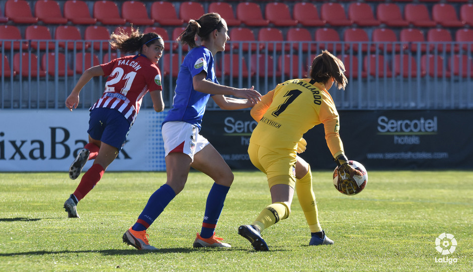 Temporada 2018-2019 | Atlético de Madrid Femenino - Athletic Club | Lola