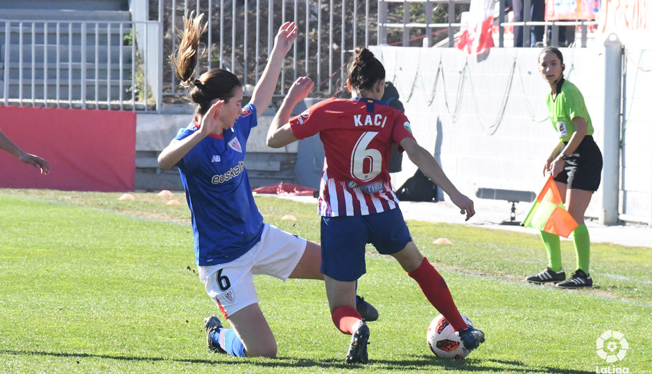 Temporada 2018-2019 | Atlético de Madrid Femenino - Athletic Club | Kaci