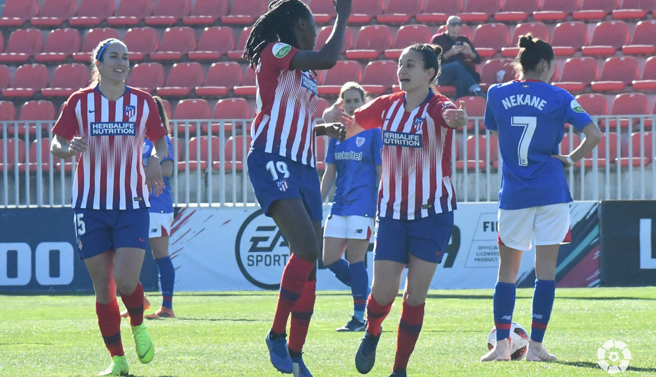 Temporada 2018-2019 | Atlético de Madrid Femenino - Athletic Club | Tounkara