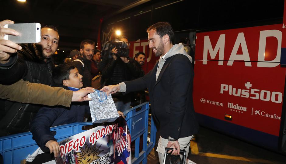 Temporada 18/19 | Llegada a Sevilla |