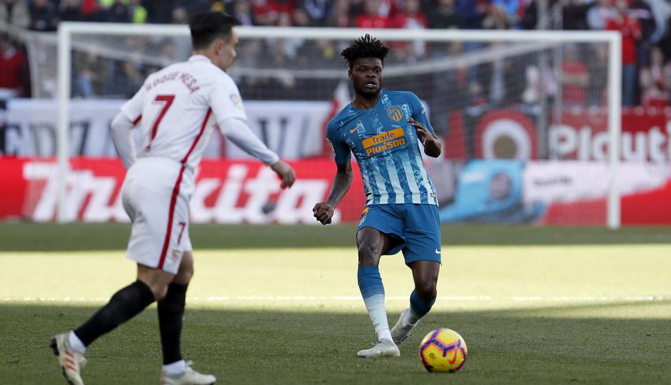 Temporada 2018-2019 | Atlético de Madrid - Sevilla | Thomas