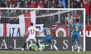 Temporada 2018-2019 | Atlético de Madrid - Sevilla | Oblak