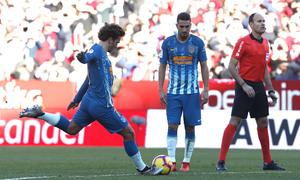 Temporada 2018-2019 | Atlético de Madrid - Sevilla | Griezmann