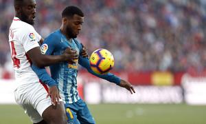 Temporada 2018-2019 | Atlético de Madrid - Sevilla | Lemar