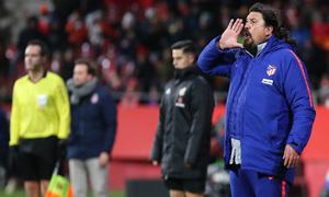 Temp. 18-19 | Girona - Atlético de Madrid | Germán Burgos