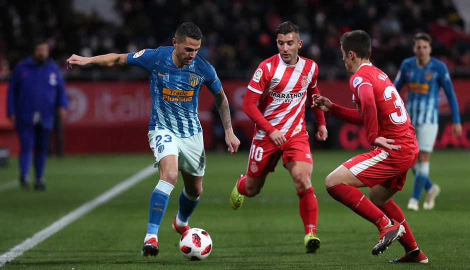 Temp. 18-19 | Girona - Atlético de Madrid | Vitolo